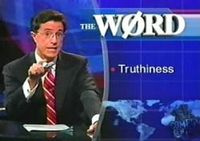 Colberttruthiness