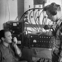 Radiowarning