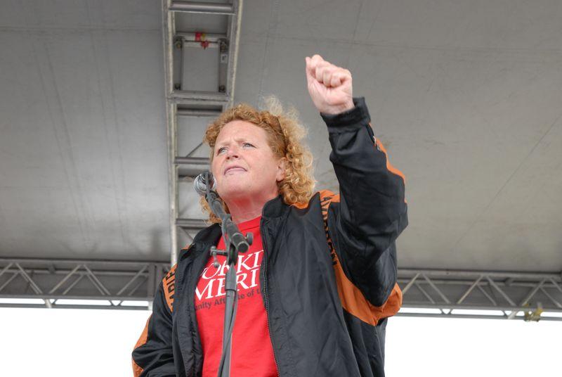 Heidi Heitkamp ND political activist