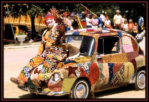 Clowncar