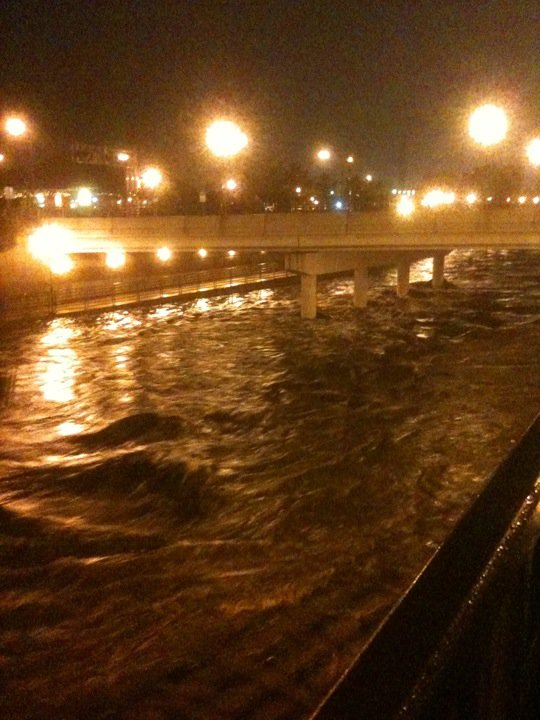 Rochesterfloodwaters