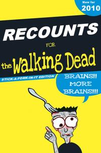 Recounts 4WD book cover