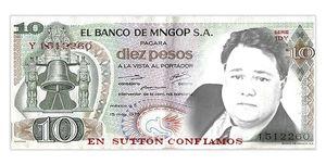 Sutton peso