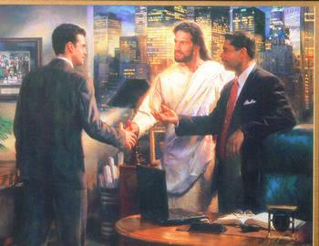 Jesusattheclosingtable