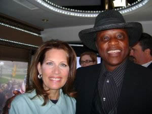 Lloyd Marcus & Michelle Bachman
