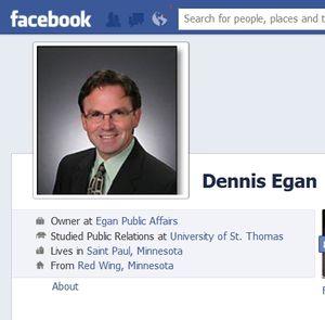 Eganfacebookpage