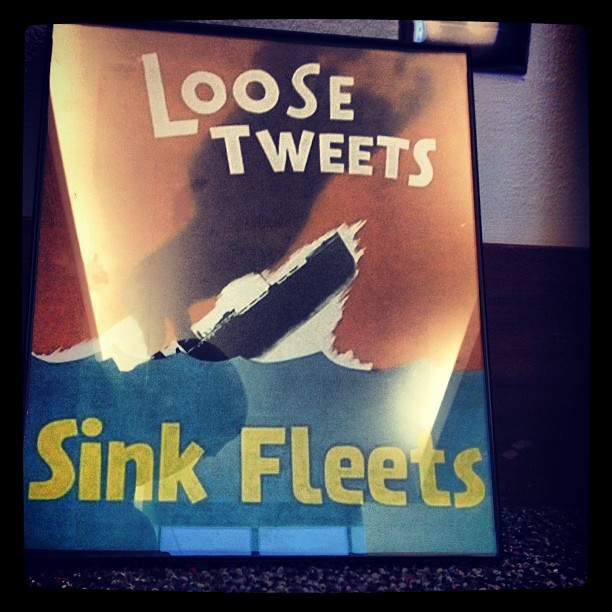 Loosetweetssinkfleets