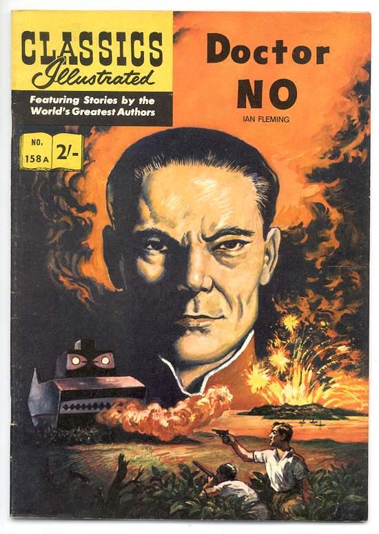 Dr.-No-Classics-Illustrated