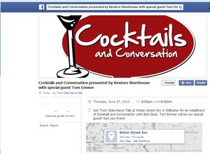 Cocktailsandconversation