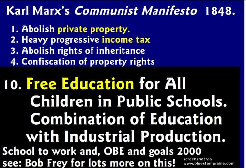 Bobfreypubliceducationandmarx