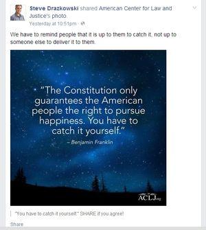 Drazconstitutionfail