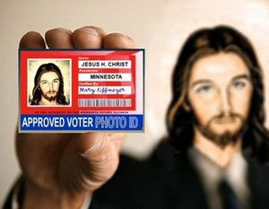 Jesus id
