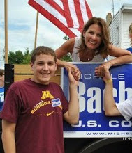 Bachmann and I