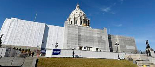 Capitolwrapped