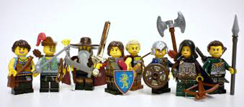 Legosdands