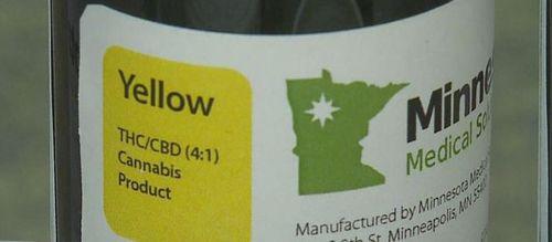 Yellowmedicalcannabismn