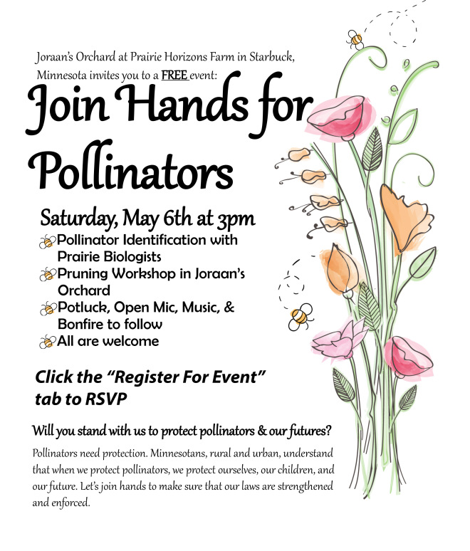 Invitationforpollinatorevent