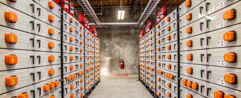 Grid-storage