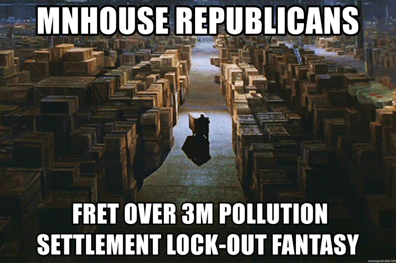 Mnhouse-republicans-fret-over-3m-pollution-settlement-lock-out-fantasy