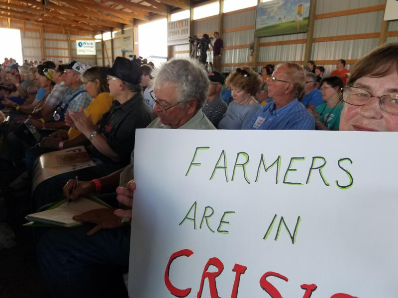 Farmersareincrisis