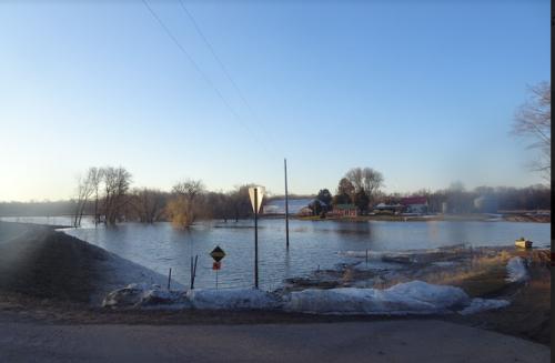Rosenboatflooding