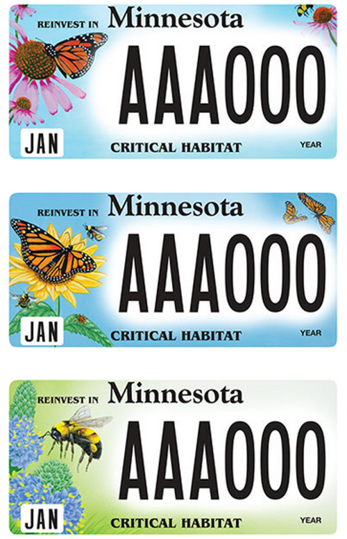 Pollinatorplates