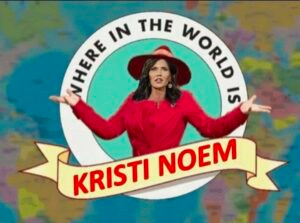 Where-in-the-world-is-kristi-noem