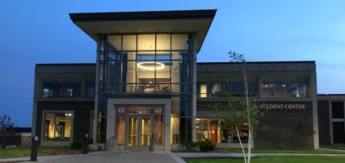 Ridgewatercollegestudentcenter